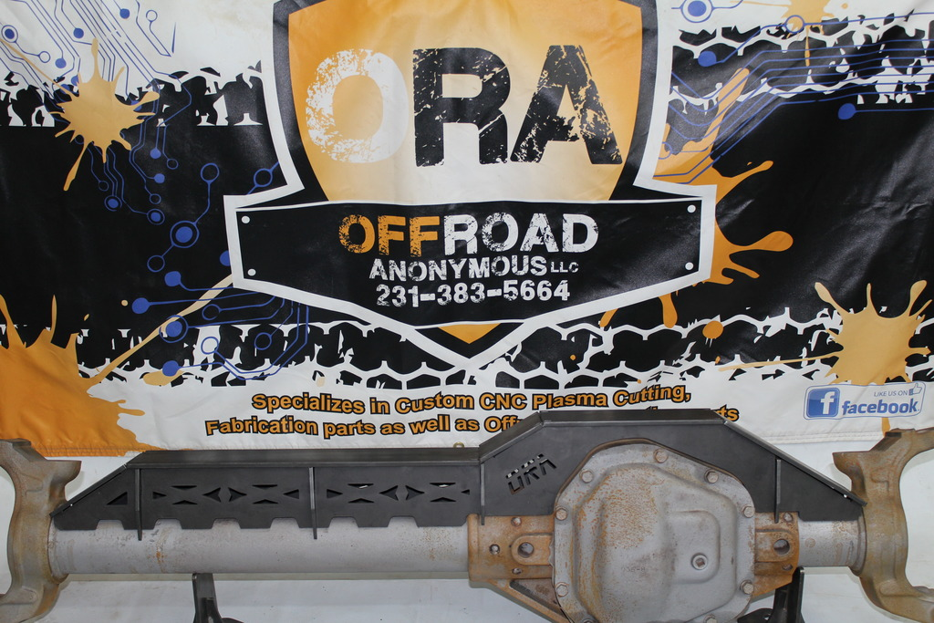 05+ Super Duty Low Profile Dana 60 Truss